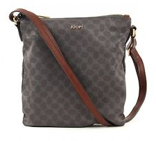 JOOP! Dia Nylon Cornflower Shoulder Bag Small Tasche Umhängetasche Damen Grau