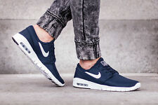 NIKE STEFAN JANOSKI MAX Trainers Air SB Casual Fashion - UK 11 (EUR 46) Obsidian
