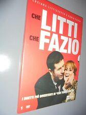 DVD N°1 CHE LITTI CHE FAZIO CHE TEMPO CHE FA I DUETTI PIU´ DIVERTENTI