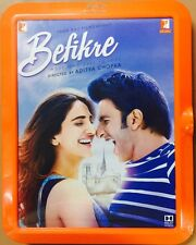 BEFIKRE BLURAY - RANVEER SINGH - 2016 HINDI MOVIE 2 DISC SPECIAL EDITION SUBTITL