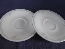 Royal Doulton Carnation Micro SAUCER *SET of TWO* (2)  have more items