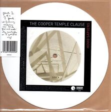 "COOPER TEMPLE CLAUSE - HOMO SAPIENS - 2 X 7"" VINYL SET INC WHITE VINYL - MINT"