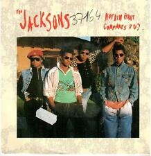 """2795-05  7"""" Single: The Jacksons - Nothin (That Compares 2 U)"""