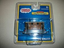 BACHMANN 58747 DELUXE THOMAS AND FRIENDS - TOBY WITH MOVING EYES / NEW