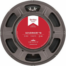 "Eminence THE GOVERNOR 12"" British Tone Guitar Speaker - 16 ohm - FREE SHIPPING!"