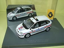 RENAULT SCENIC I Phase 2 POLICE NATIONALE UNIVERSAL HOBBIES 1:43