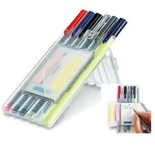 Staedtler Triplus Mobile Office set of 6 - Pen / Pencil / Fineliner & write pad