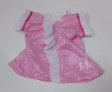 Vintage Tonka Pound Purries Outfits Frilly Nightgown Pink 1986 #7841