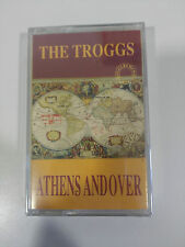 THE TROGGS ATHENS ANDOVER CINTA TAPE CASSETTE CASTLE 1992 NEW NUEVA SEALED
