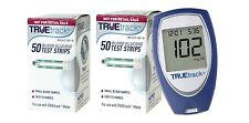TrueTrack Test Strips 100 Count Plus True Track Meter (2x50) EXP: 1/30/2018