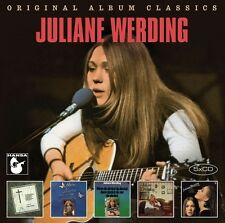 JULIANE WERDING - ORIGINAL ALBUM CLASSICS 5 CD NEU