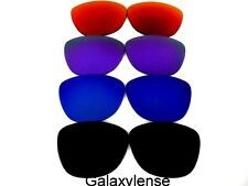 Galassia Lenti Di Ricambio Per Oakley Frogskins nero & blu & viola & rosso 4PAIA