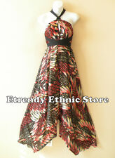 Clearance Versatile Silk Multi Wear Scarf Long Maxi Dress, Skirt, Maternity