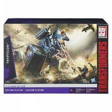 Transformers Platinum Edition G1 Trypticon Reissue Figure