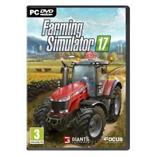 Farming Simulator 17 PC Game Brand New