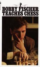 Bobby Fischer Teaches Chess by Fischer, Bobby, Margulies, Stuart, Mosenfelder,