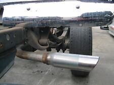 70 Chevy Used flowmaster exhaust system for 1970 Chevy C-20 Pickup long bed .