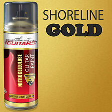 Shoreline Gold Nitrocellulose Guitar Paint / Lacquer 400ml