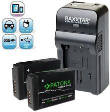 Baxxtar RAZER 5in1 Ladegerät +  2x LP-E17 PREMIUM Akku / ACHTUNG Teildekodiert