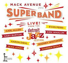 Live From The Detroit Jazz Festival - 2013 - Mack Avenue Superb (2014, CD NIEUW)
