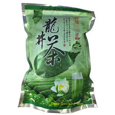 Premium Organic Long Jing West Lake Dragon Well Chinese Green Tea 1 Lb