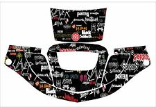3M SPEEDGLAS 9000 9002 X XF AUTO SW JIG WELDING HELMET WRAP DECAL STICKER SKIN 6