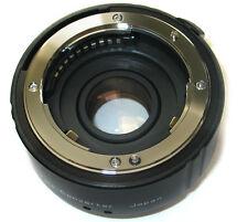 2X Teleconverter Extender for Canon EOS 7D 30D 40D 50D