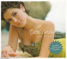 DELTA GOODREM - Out Of The Blue (UK 2 Tk CD Single Pt 1)
