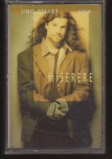Cassette Audio Bruno Pelletier Miserere Disques Artiste