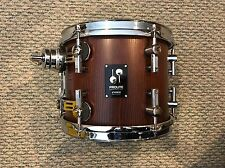 Sonor Prolite 8x10 Tom Drum Nussbaum Mint! Made In Germany Drum Set Add On