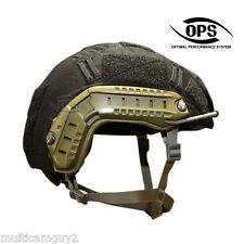 OPS/UR-TACTICAL HELMET COVER FOR OPS-CORE FAST HELMET IN BLACK-L/XL
