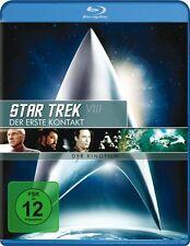 STAR TREK VIII: DER ERSTE KONTAKT (Patrick Stewart) Blu-ray Disc NEU+OVP
