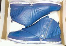 Air Jordan 16 Retro Trophy Rm DS French Blue/French Blue Men's Size 12