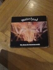 Motorhead - No Sleep 'Til Hammersmith Double Cd Set