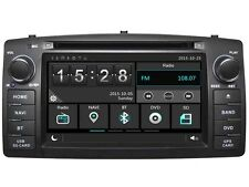 "6.2"" Car DVD Player GPS Radio Stereo for Toyota Corolla E120 BYD F3 Multimedia"