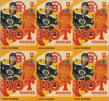 25ct Ryan Spooner 2013 Panini Toronto Fall Expo Hot Rookies RC Card Lot *P6