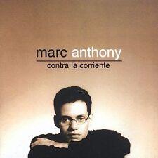 Marc Anthony Contra la Corriente CD Brand New