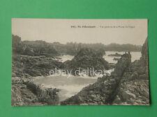 Ile d' Ouessant Pointe du Creach France postcard