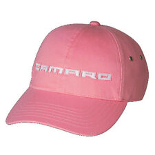 Womens Chevy Camaro Pink Hat