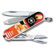 VICTORINOX CLASSIC 2014 LIMITED EDITION TREASURE DESIGN SWISS ARMY KNIFE
