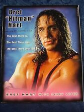 "Bret ""Hitman"" Hart: The Best There is, Best there was... Book - Paperback (2000)"
