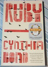 RUBY by CYNTHIA BOND Paperback OPRAH WINFREY BOOK CLUB 2.0 African American, NEW