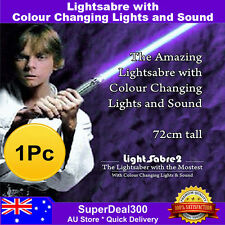 1 Pc Lightsaber with Amazing Light and Sound Effects Light Sabre