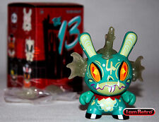 Fish! #4 The 13 Dunny Series by Brandt Peters x Kidrobot NEW Mint in Box