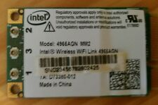 Intel Wireless WiFi Link 4965AGN. Thinkpad t61, R61