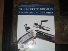 Weapons collection from Moscow Kremlin Imperial Ryust- Kamera book