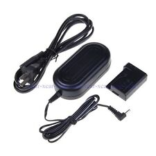AC Adapter ACK-E10 Power Supply for Canon EOS 1100D Rebel T3 DSLR