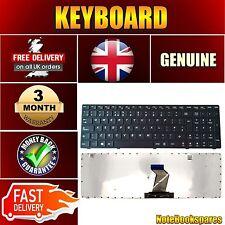 UK Layout Keyboard for Z580T4B8-UL MP-10A3Z580 series LENOVO IDEAPAD Matte Black