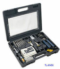 50 Piece Computer Network Installation Tool Kit with Multi-Module Cable Tester