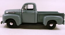 "Maisto 1948 Ford F1 Pickup truck 1:25 scale 7.5"" diecast model car Gray M246"